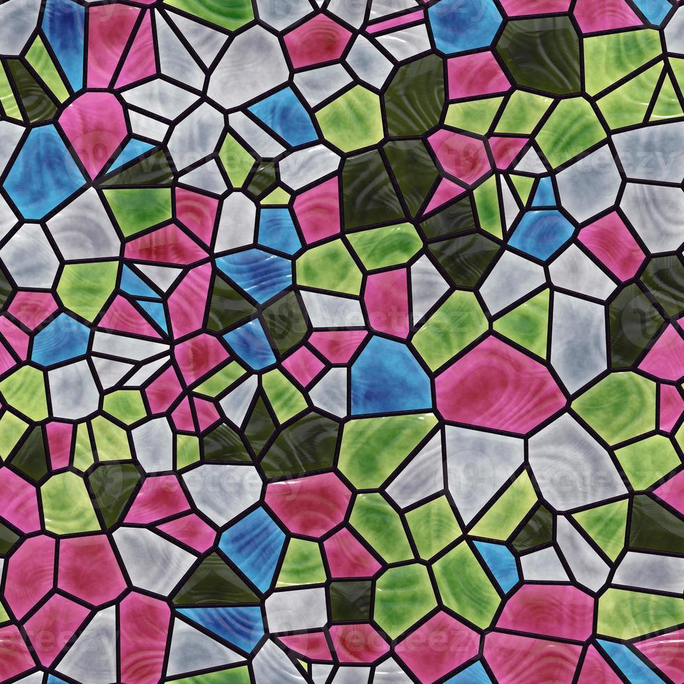 mosaico di vetro seamless generato trama foto