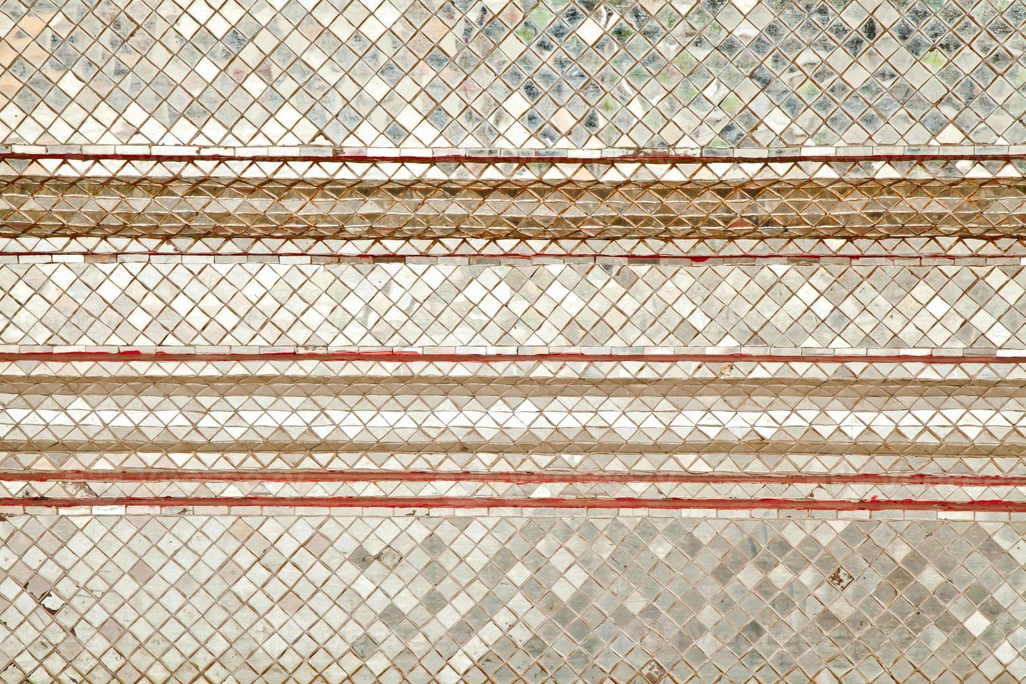 mosaici in vetro colorato foto
