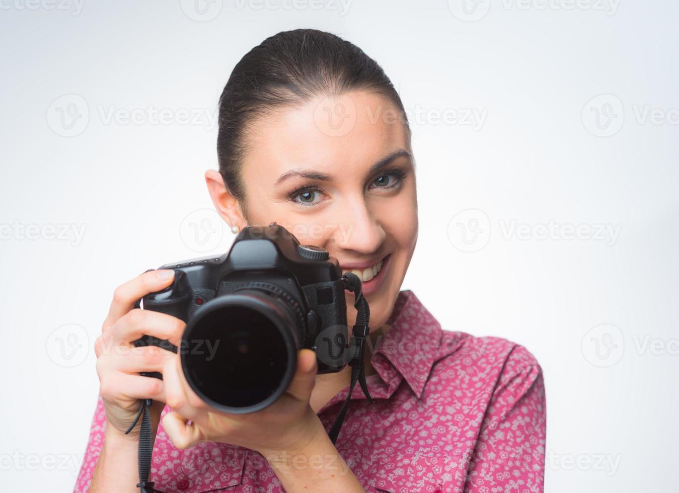 fotografo di ripresa foto