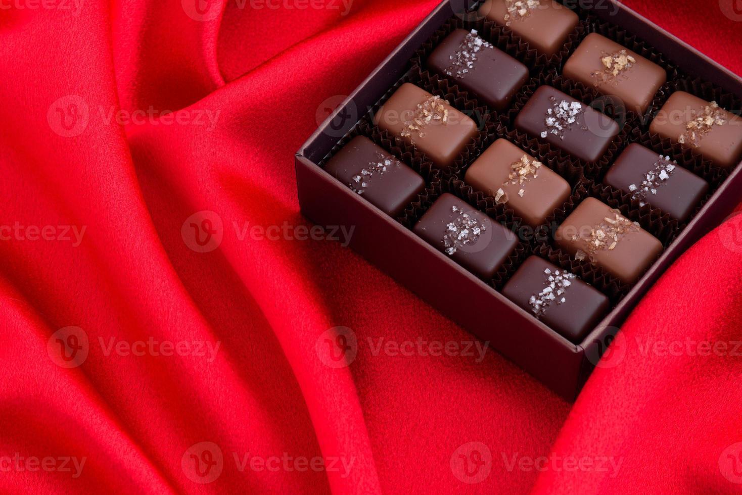 cioccolato per occasioni speciali foto