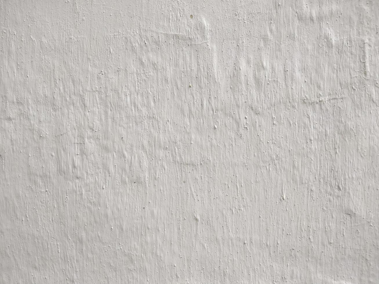 muro dipinto di bianco foto