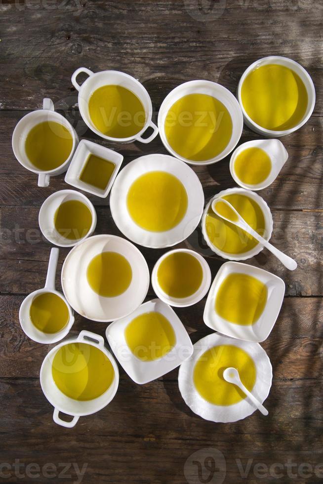 olio extravergine d'oliva foto