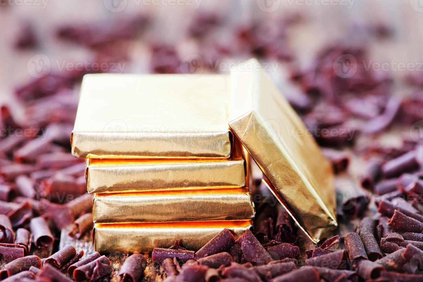 caramelle al cioccolato foto
