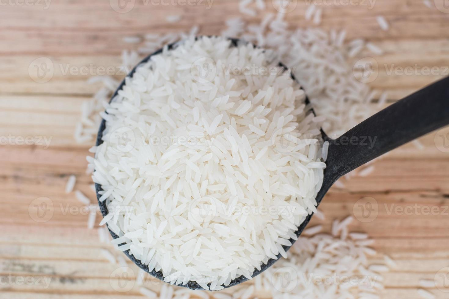 semi di riso foto