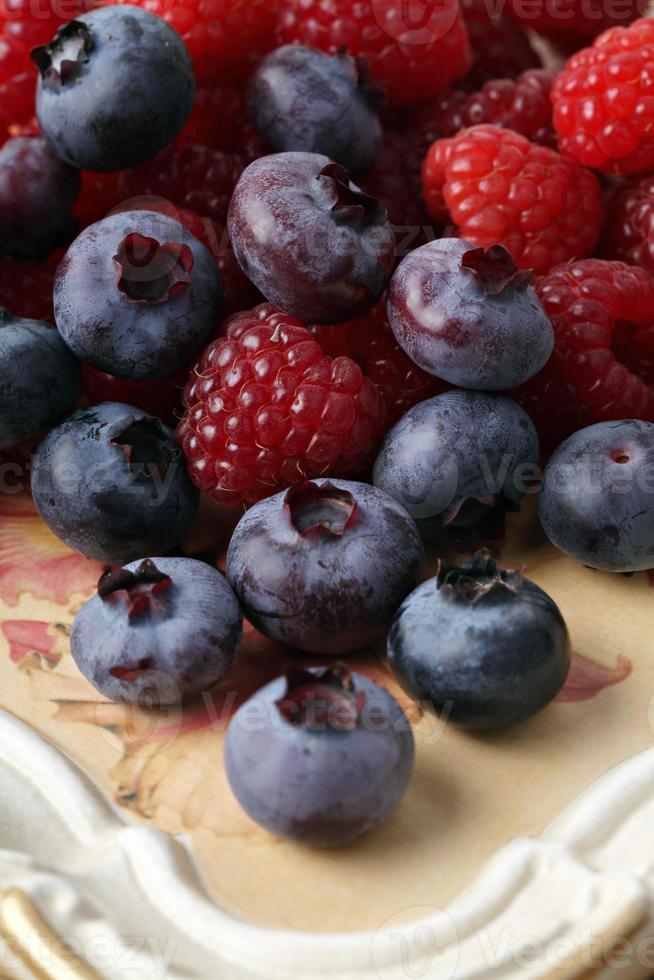 frutti di bosco foto