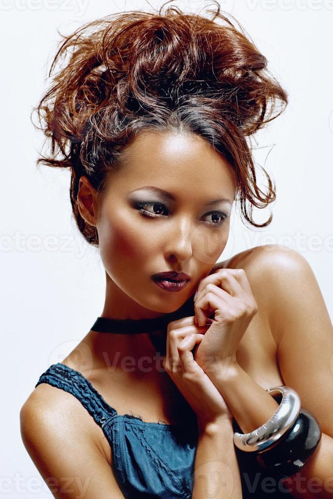 ritratto di una donna foto