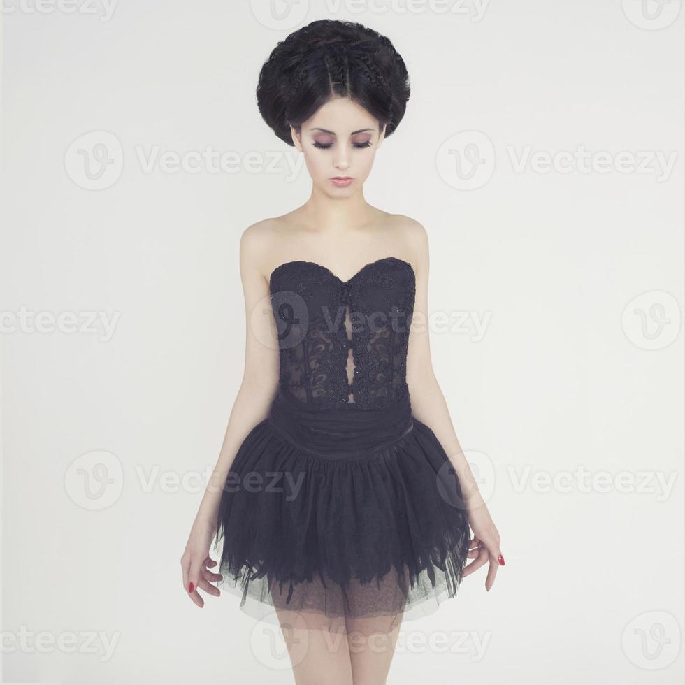 bellissima ballerina foto