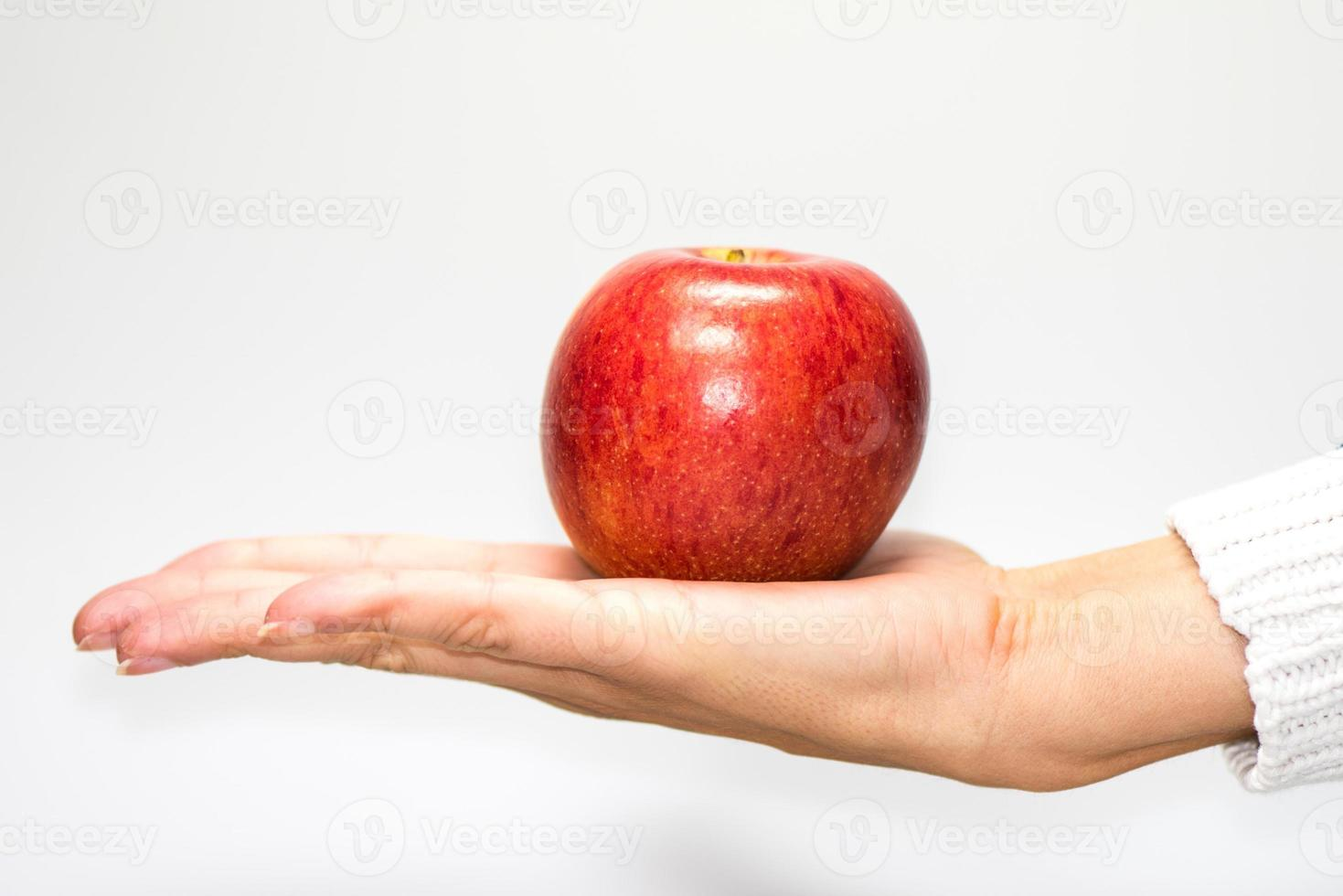 mela fresca foto