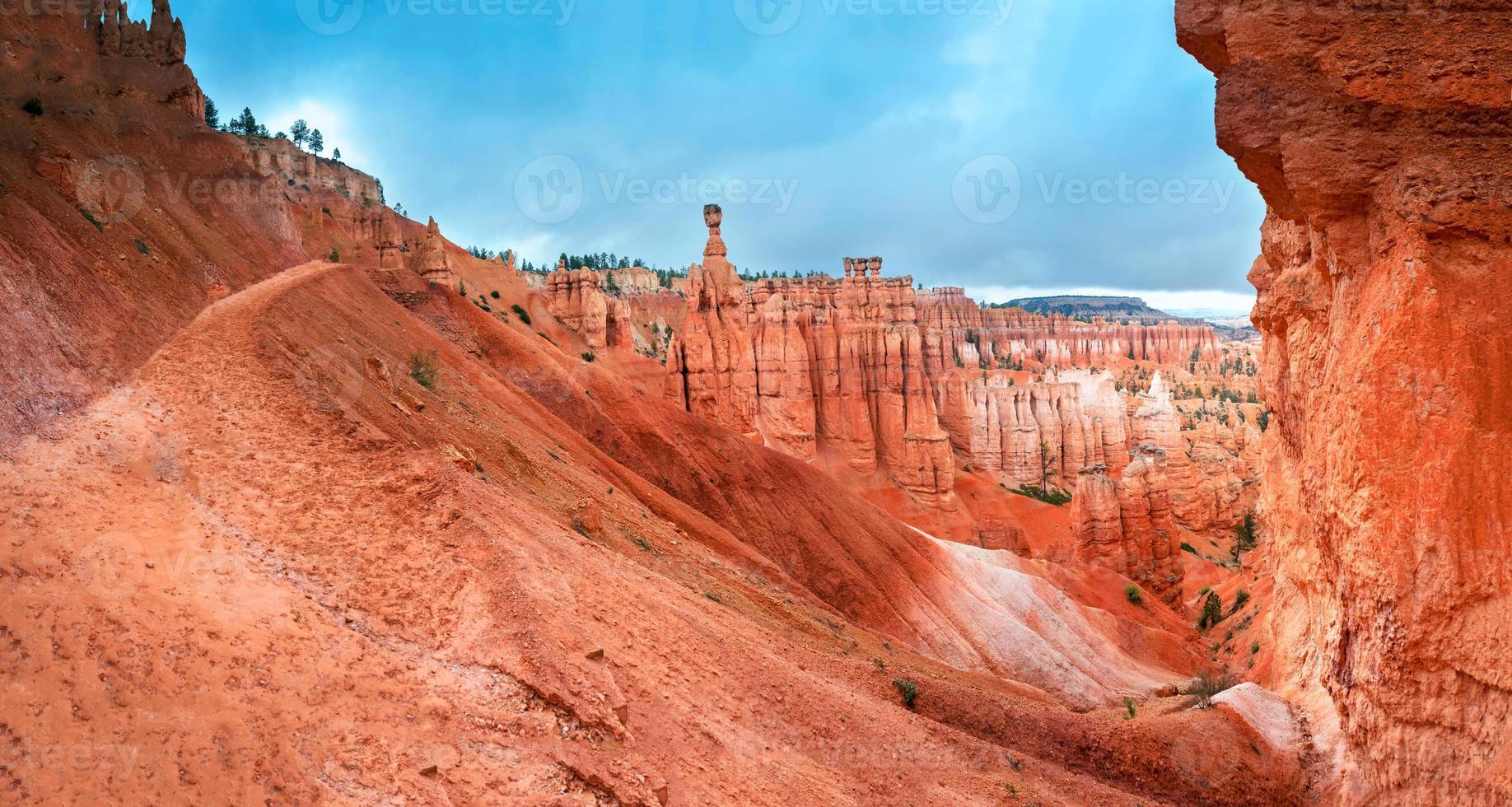 parco nazionale di bryce canyon utah foto