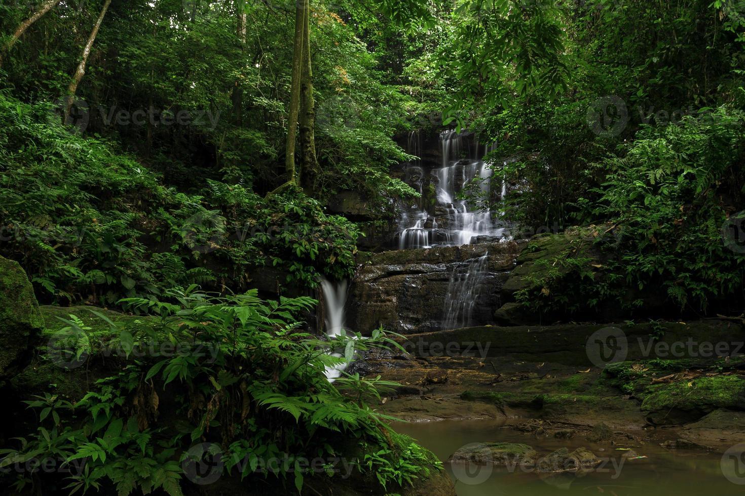 cascata del paese foto