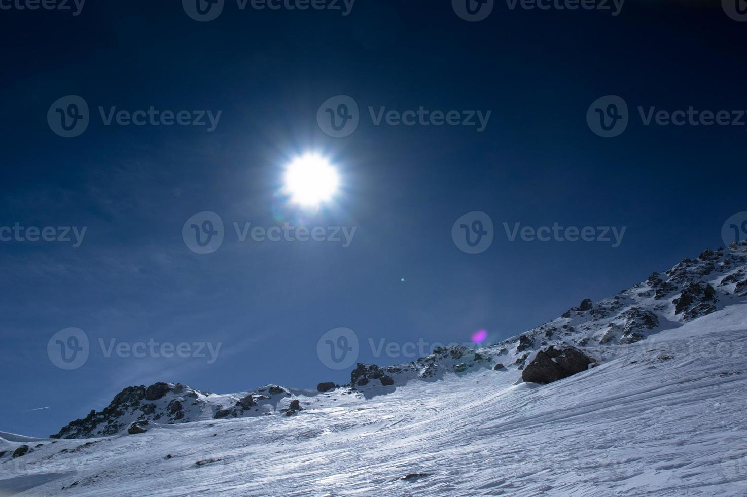 arrampicata su magehorn foto