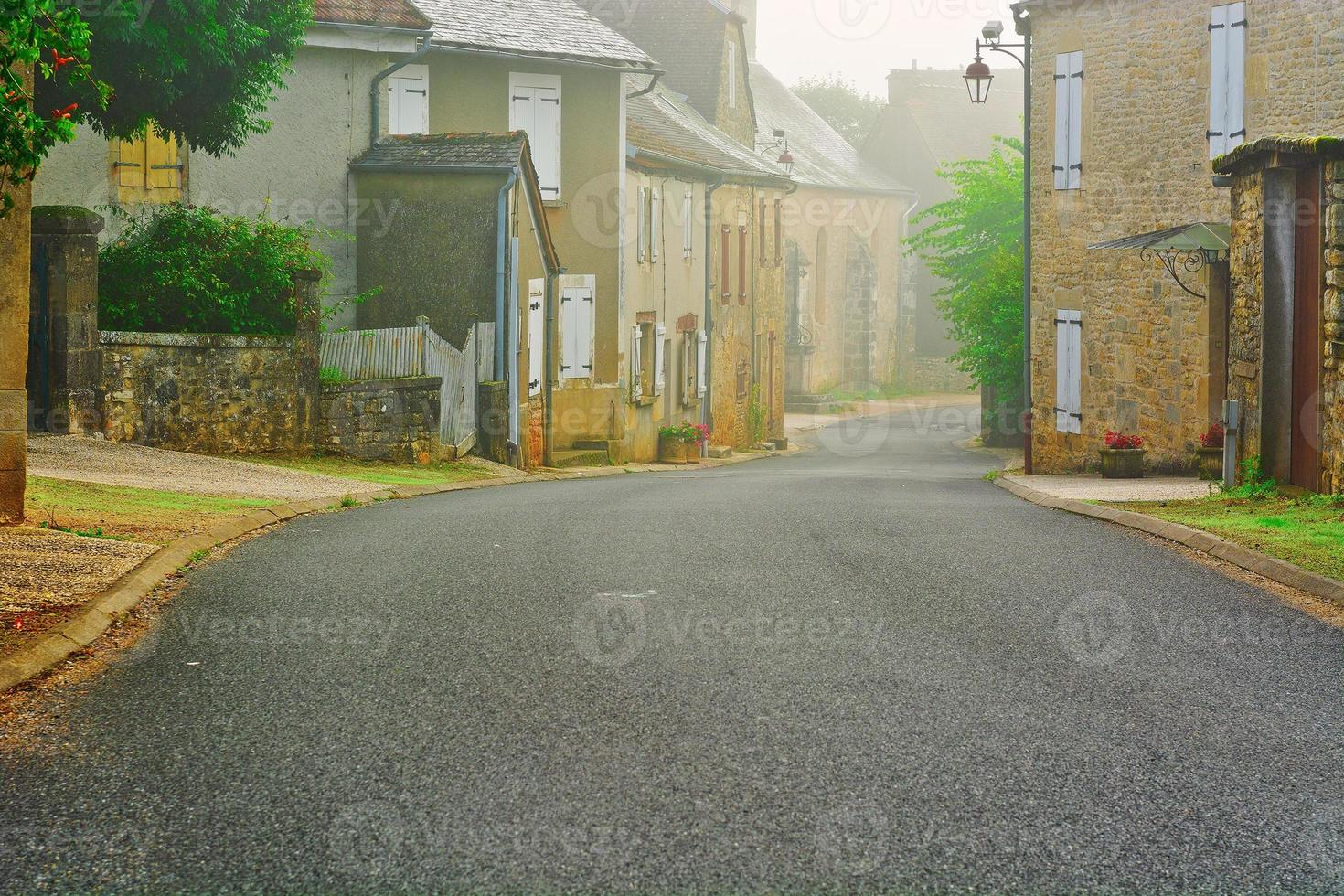 nebbia foto