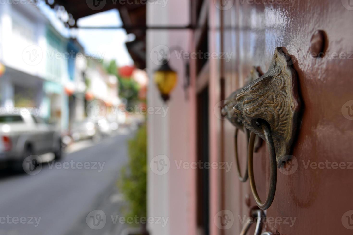 città di phuket foto