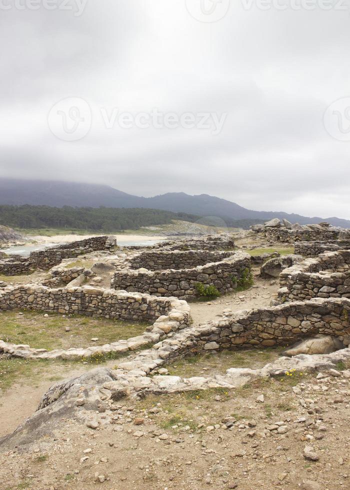 villaggio celtico foto