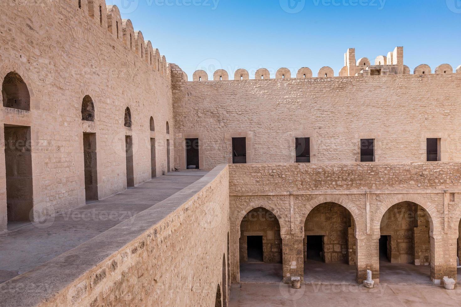 vecchie case nella medina di sousse, tunisia foto