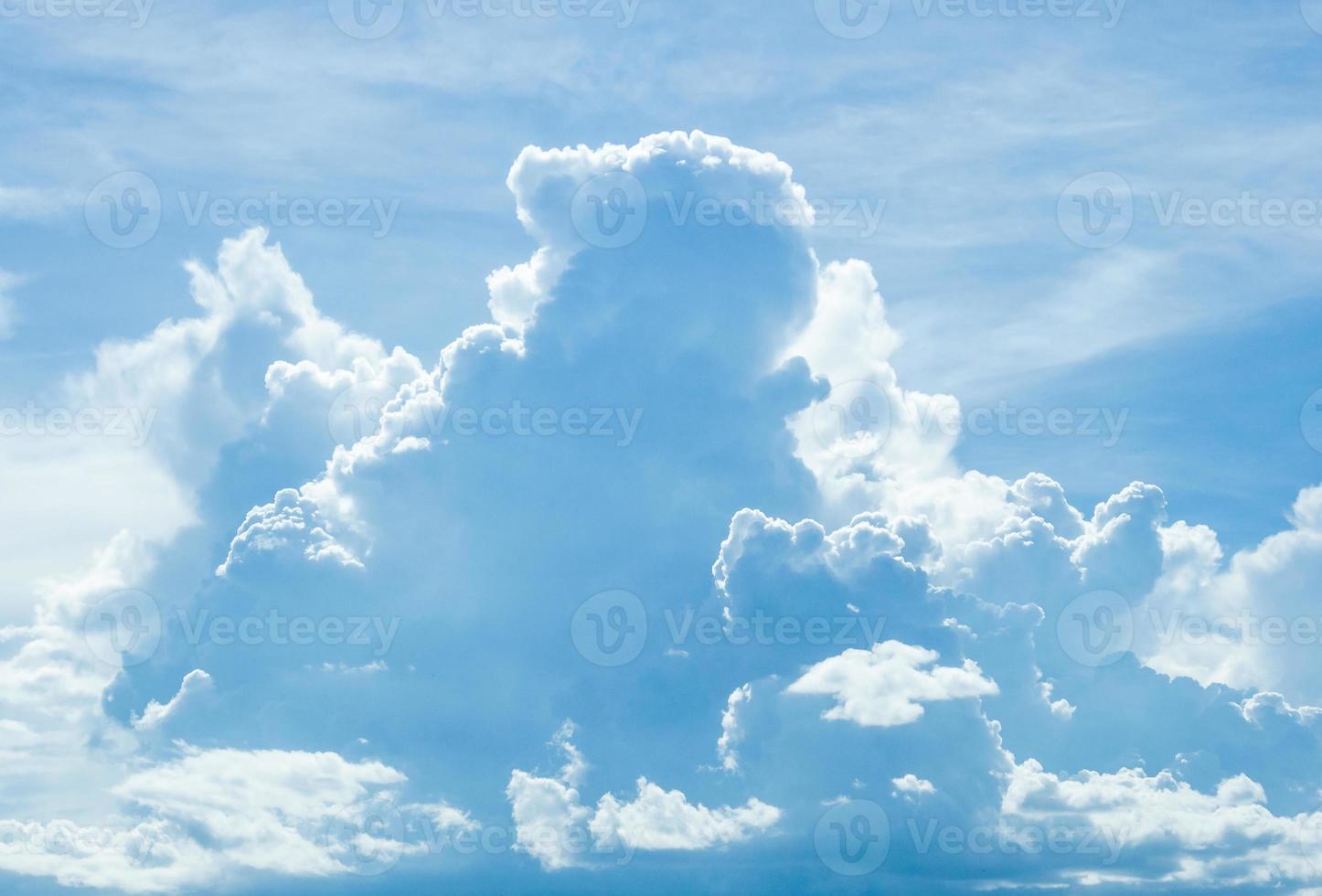 cielo blu foto