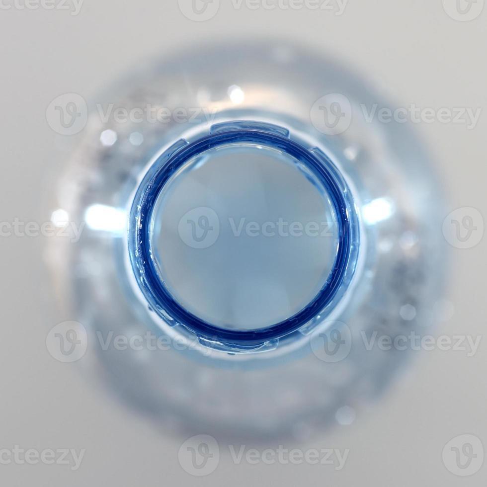 bottiglia d'acqua foto