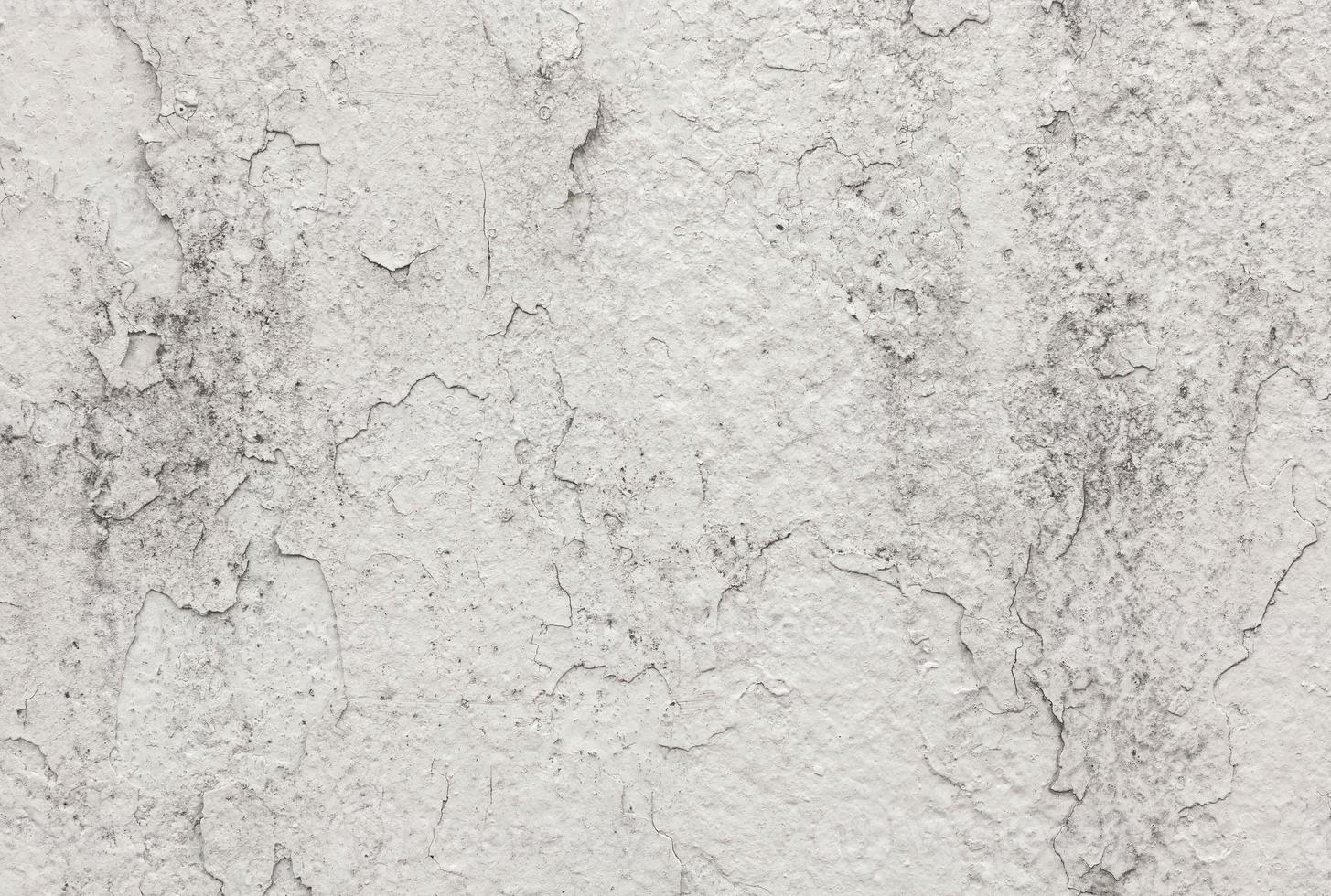 struttura della parete incrinata dipinta foto