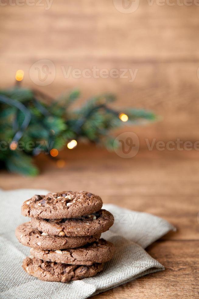 biscotti di Natale foto