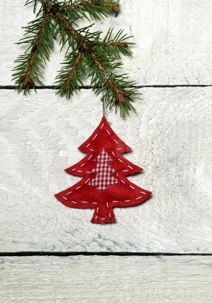 decorazione natalizia foto