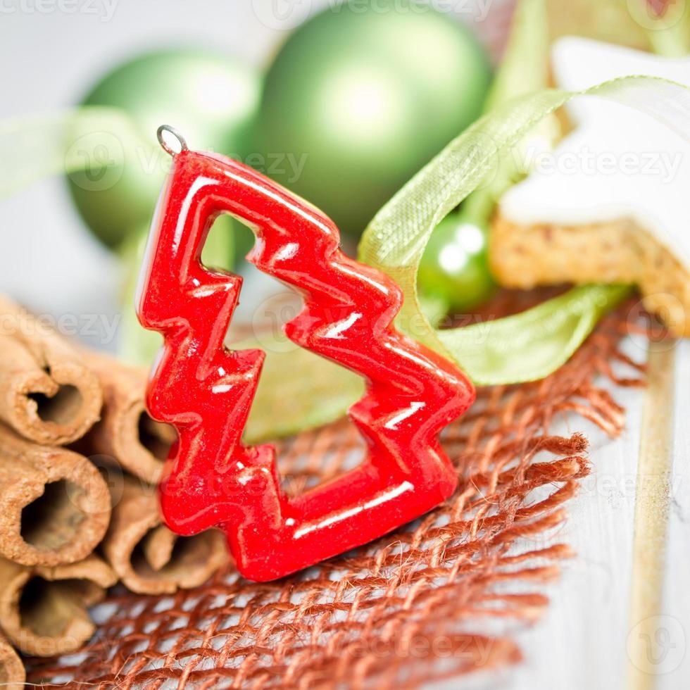 decorazione di Natale foto