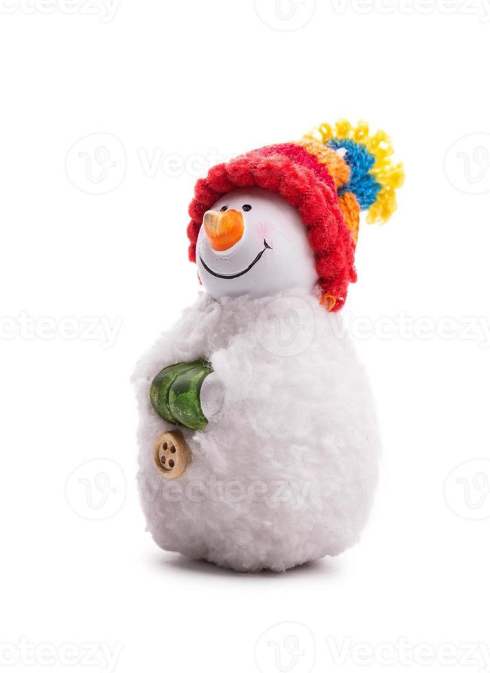pupazzo di neve foto