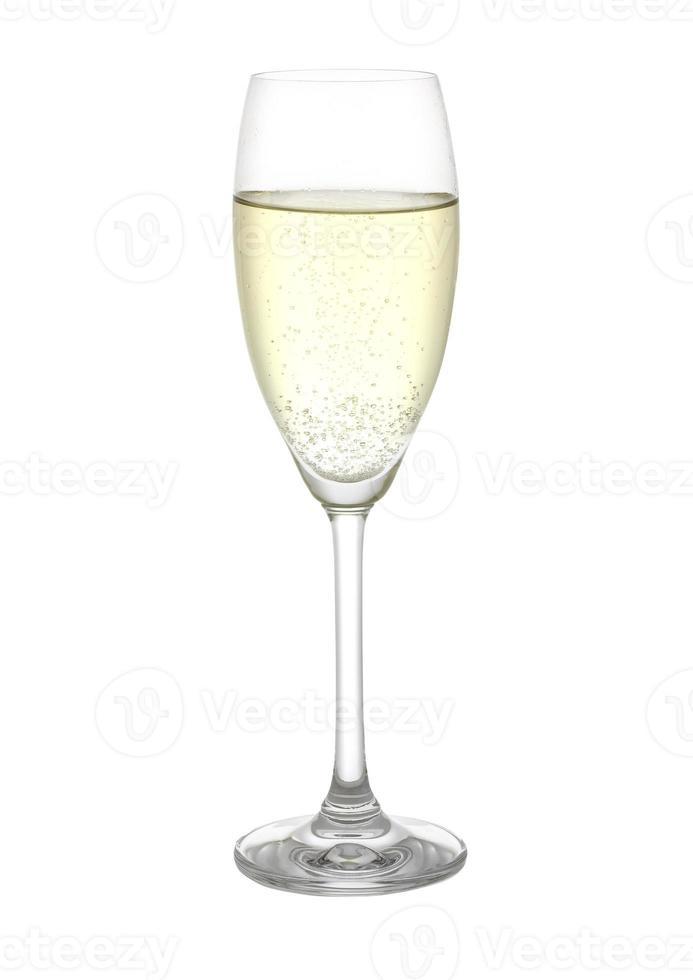 champagnerglas, sekt foto