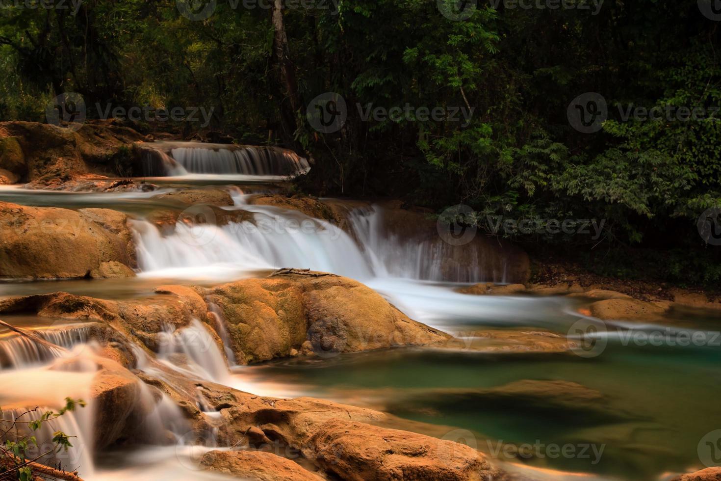 cascate di agua azul foto
