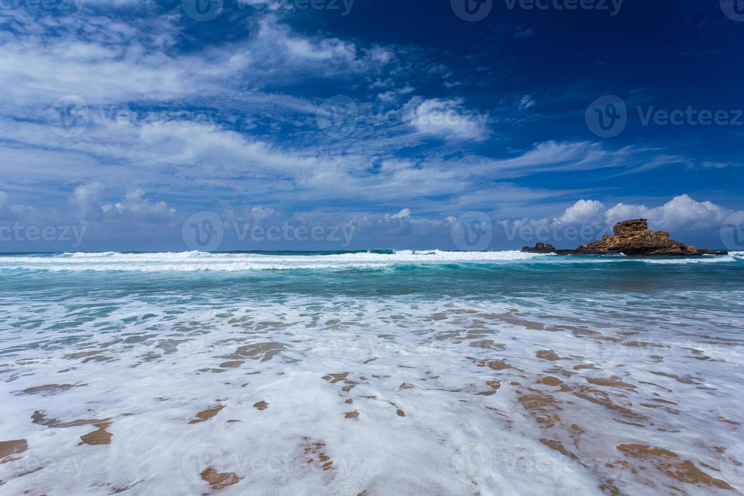 castelejo beach, portogallo foto