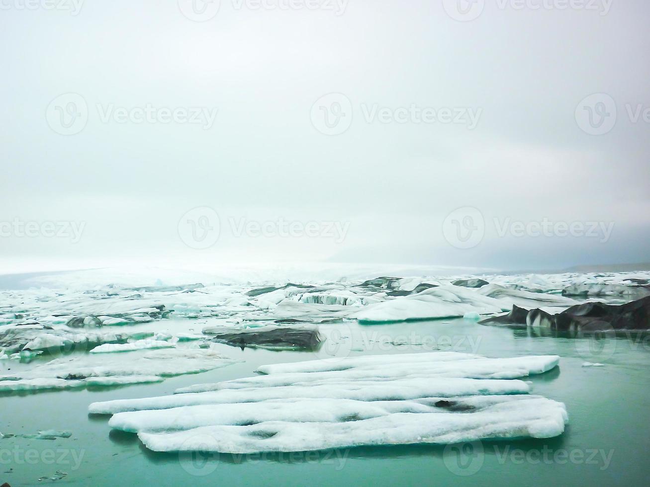 iceberg in islanda foto
