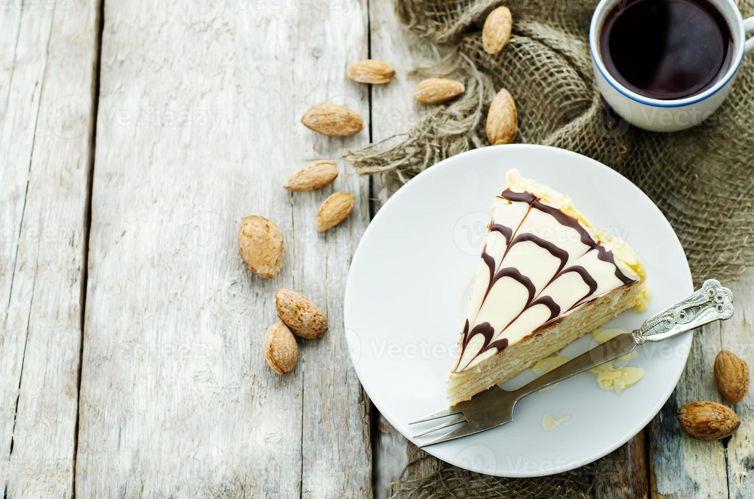 torta esterhazy foto