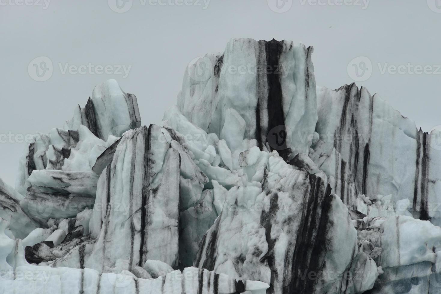 gletscher islanda foto