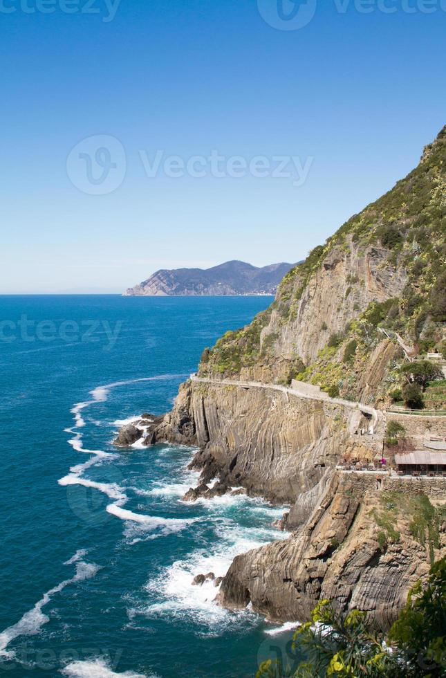 cinque terre, italia foto