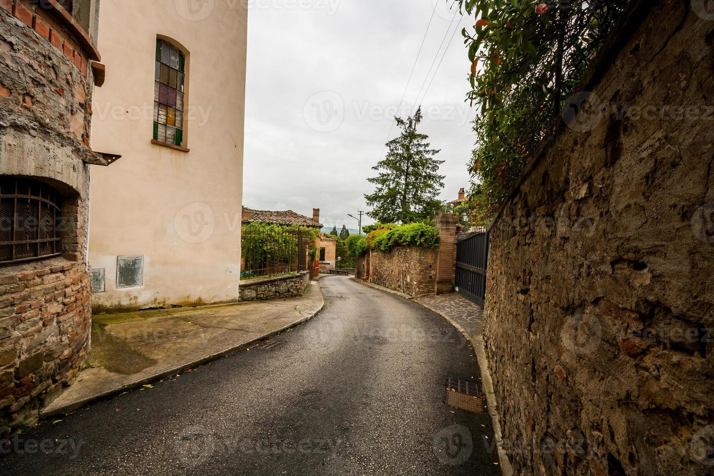 deruta, perugia, umbria, italia foto