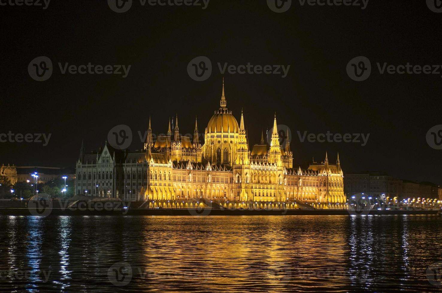 notte a budapest foto