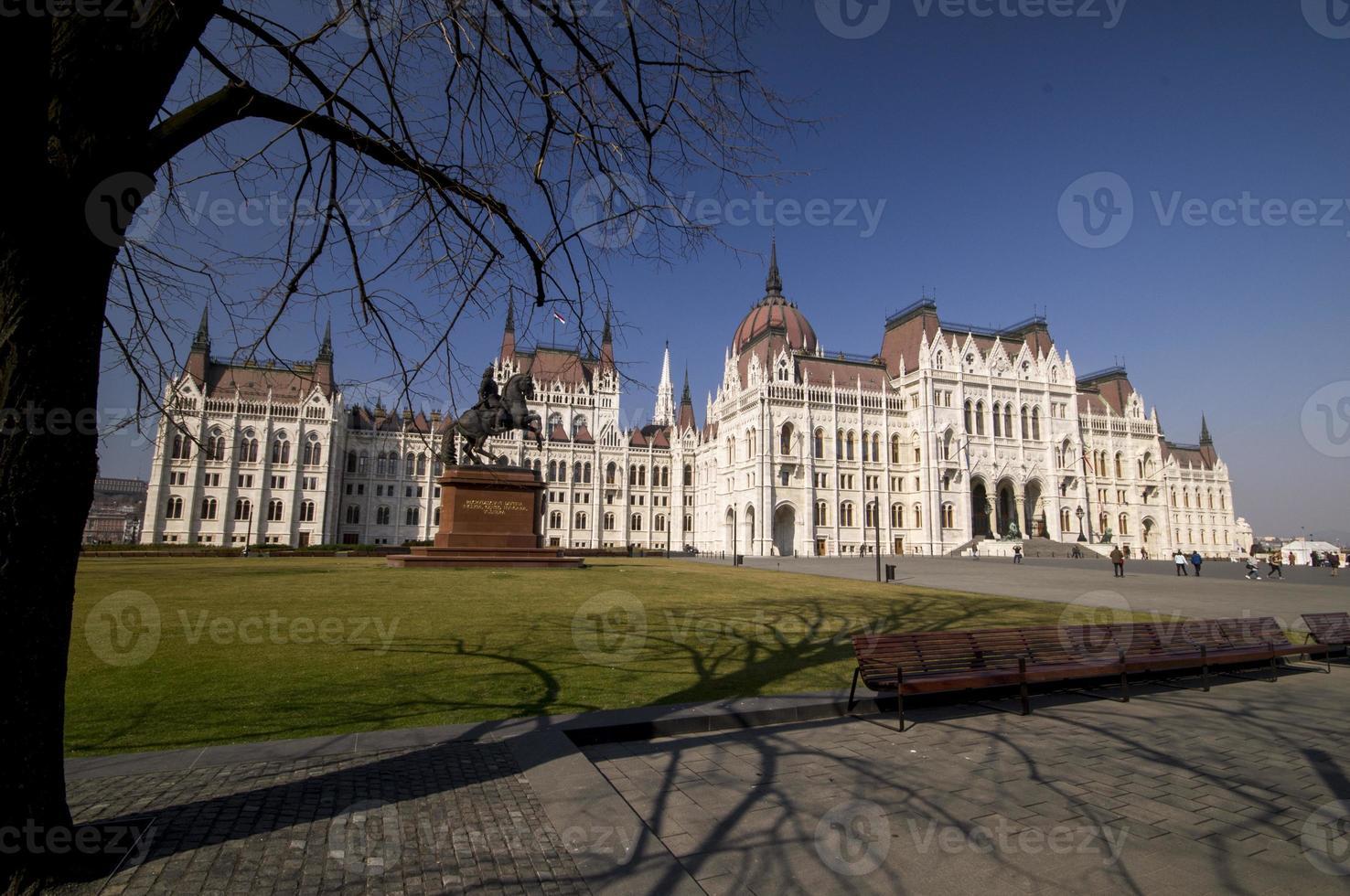 budapest, parlrment foto