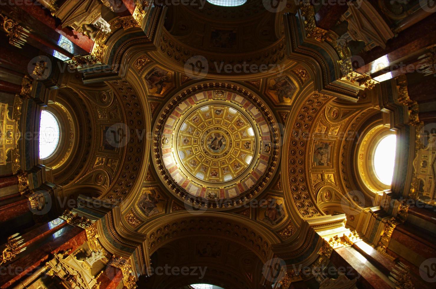 basilica di santo stefano, budapest foto