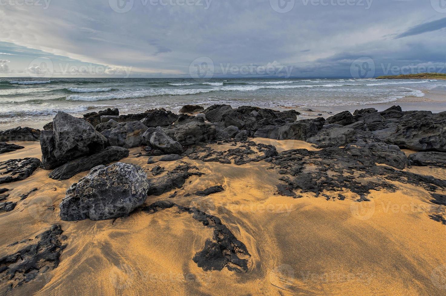 testa di slea, penisola di dingle, kerry, irlanda foto