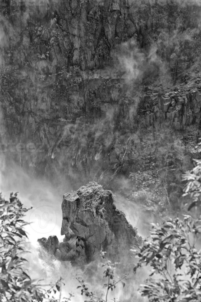 Barron Falls dettaglio foto