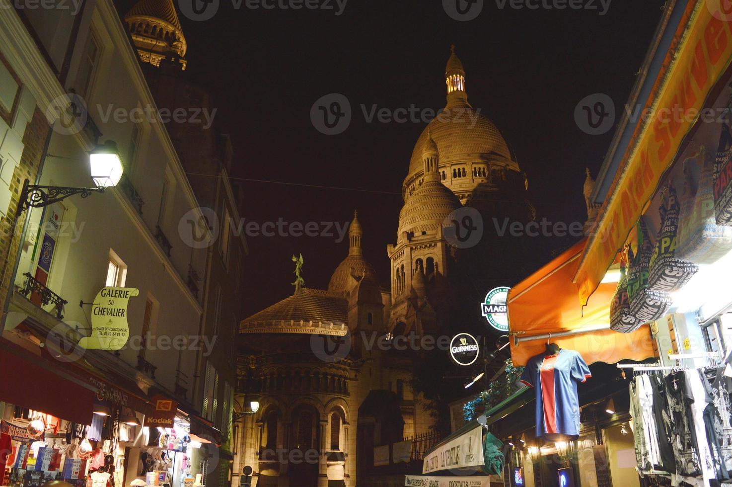 Basilica del Sacro Cuore di Montmartre foto
