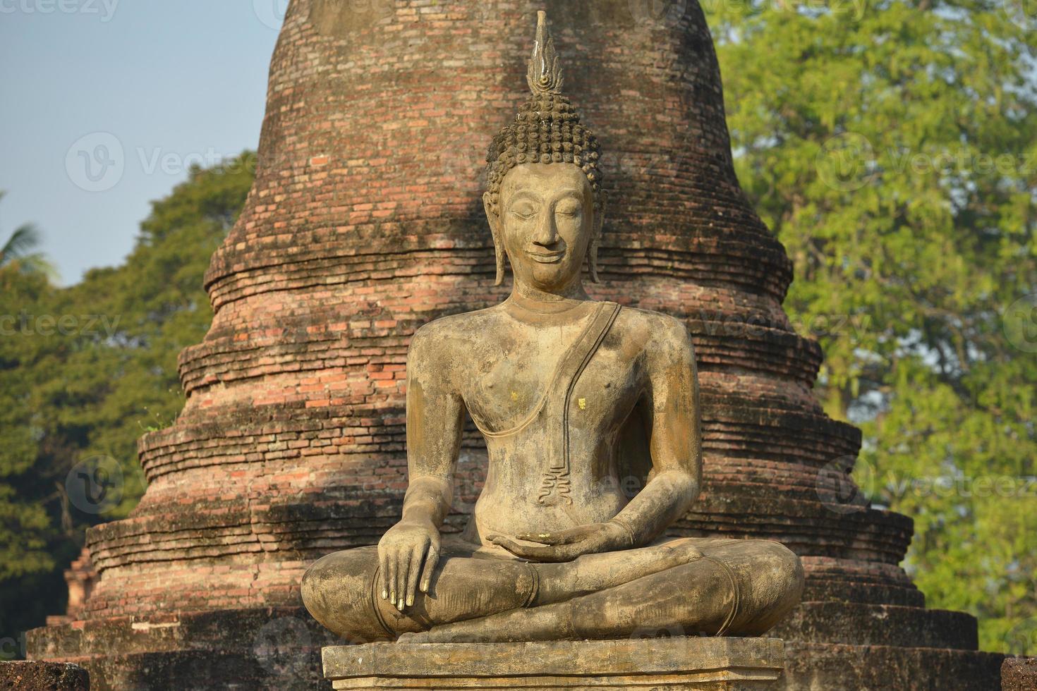 sukhothai, thailandia foto