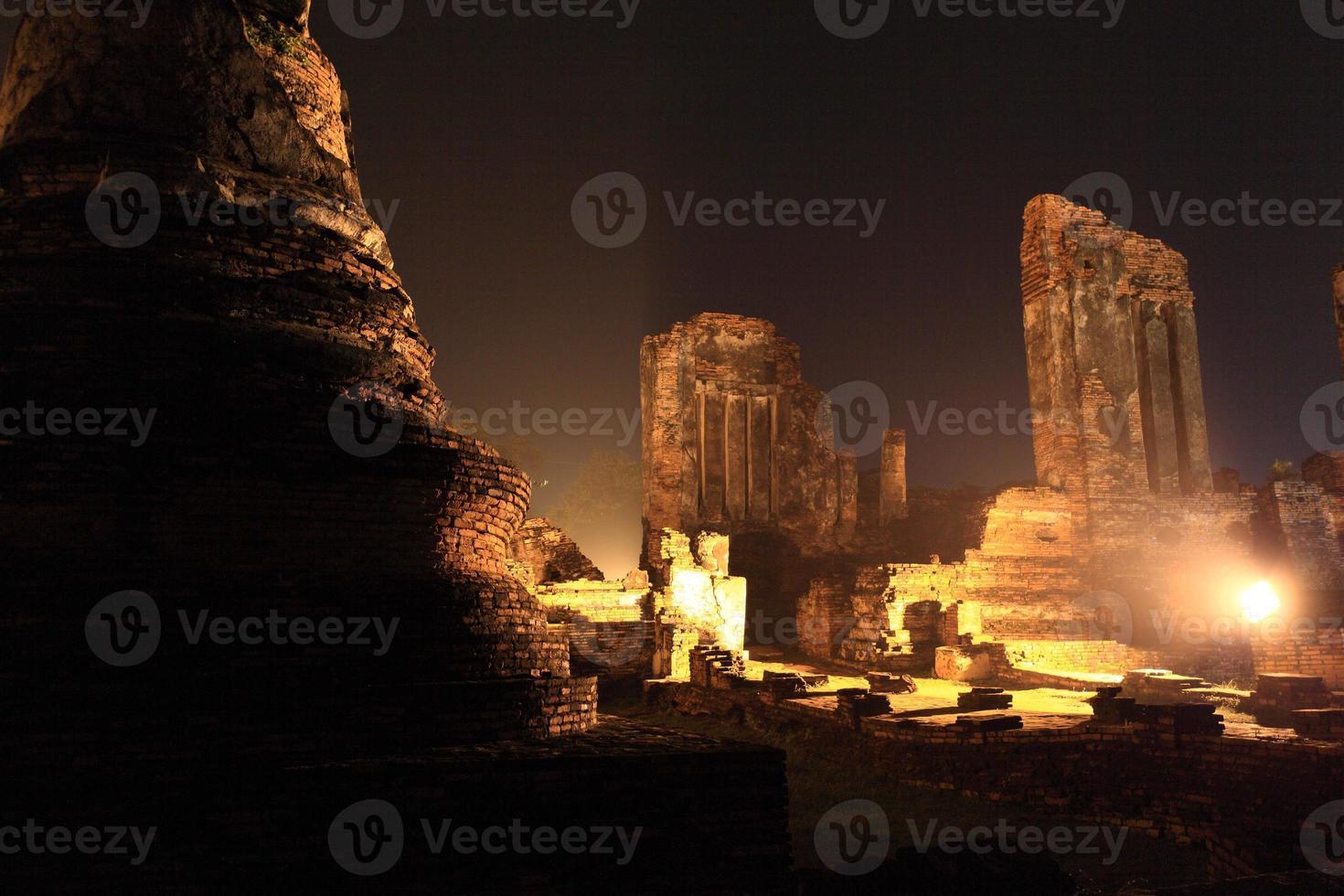 wat phra si sanphet - thailandia foto