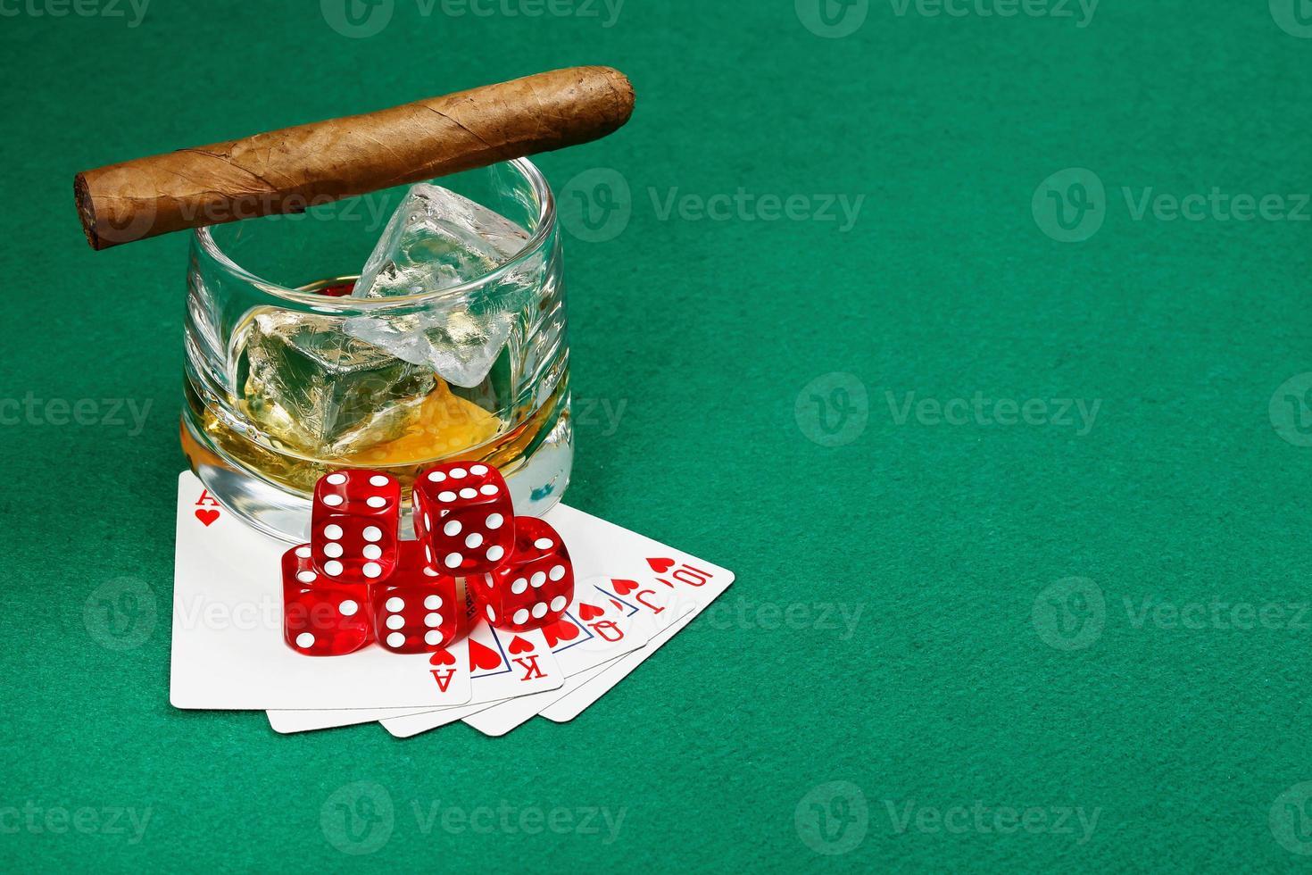 gioco d'azzardo foto