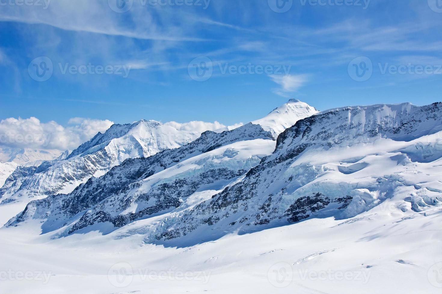 regione della jungfrau foto