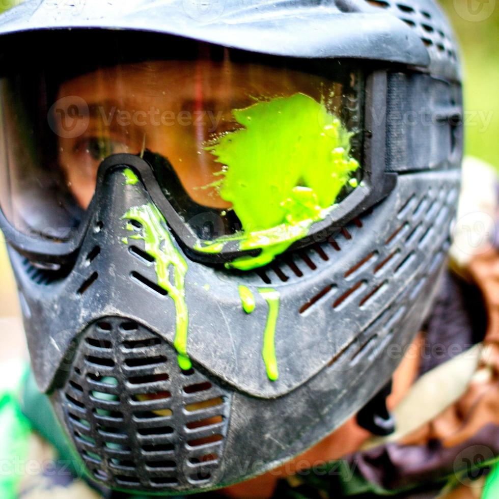 paintball foto