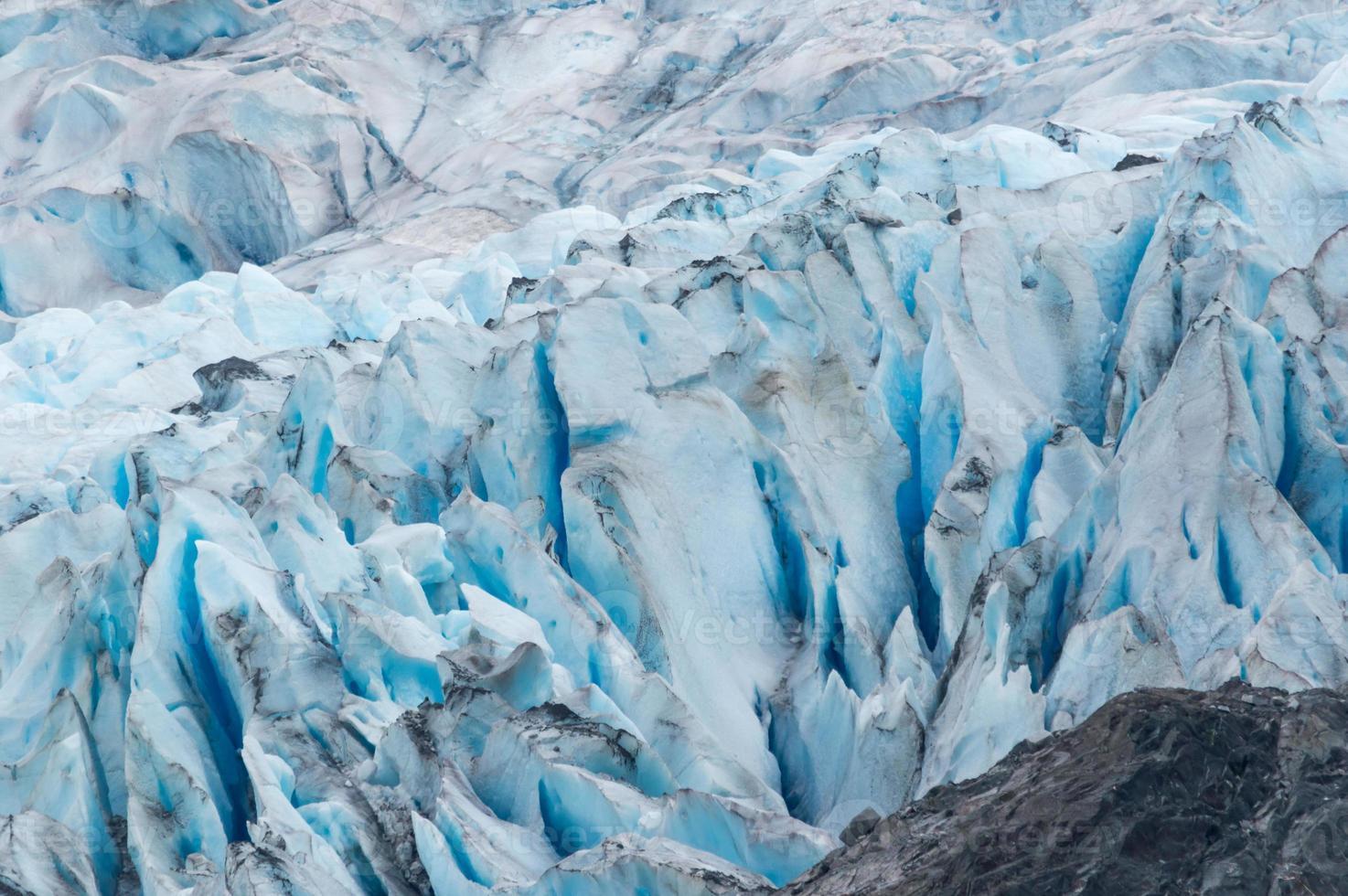 ghiaccio glaciale foto