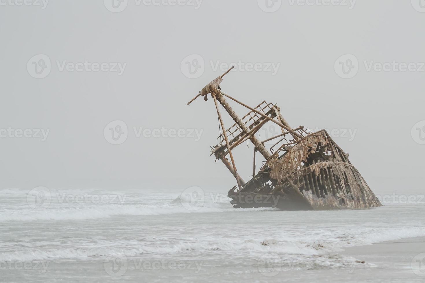 nave fantasma foto