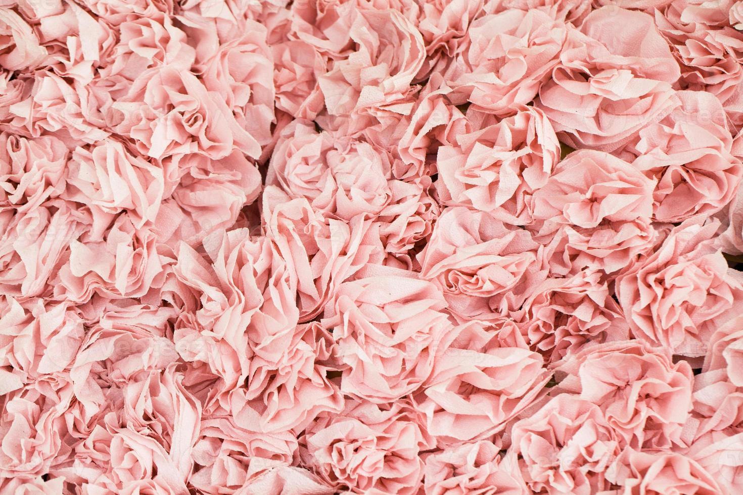 sfondo rosa fatto a mano foto
