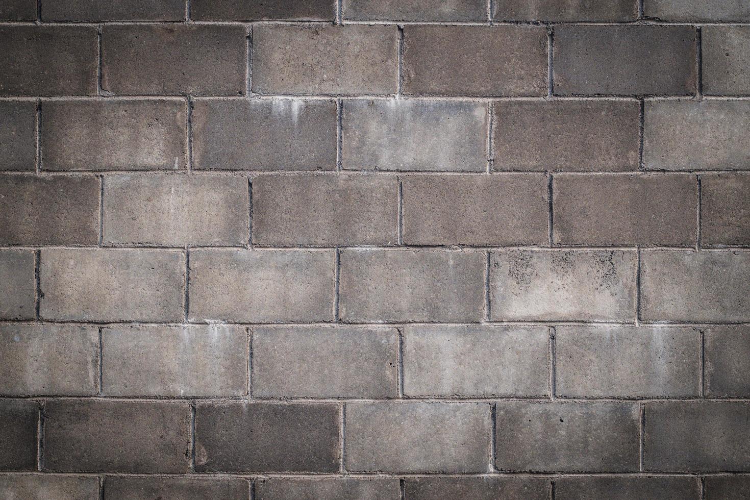 trama del vecchio muro di cemento sporco foto