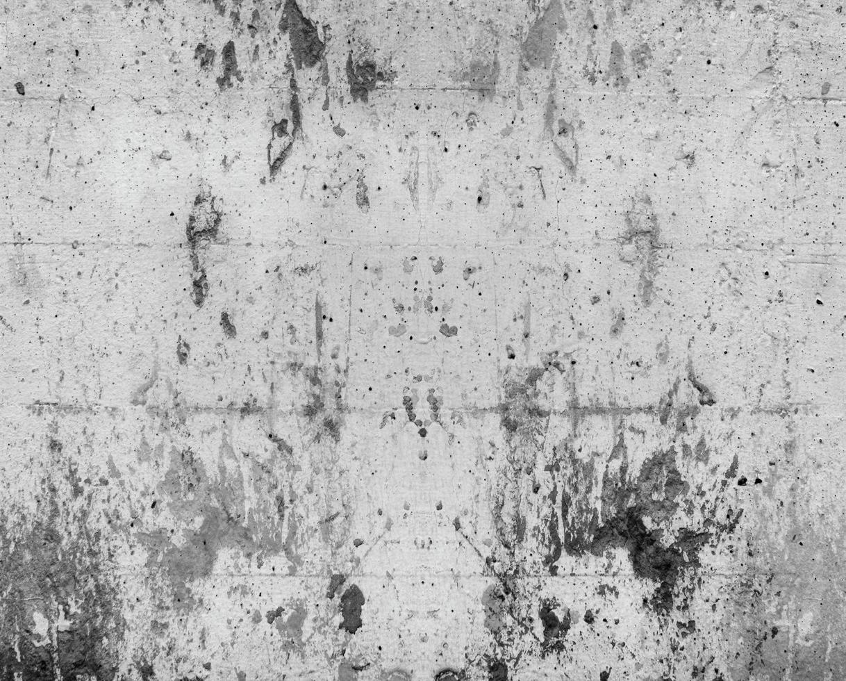struttura in acciaio ossido foto
